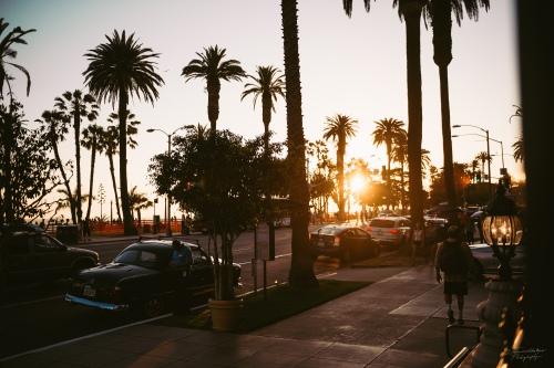Santa Monica, CA.