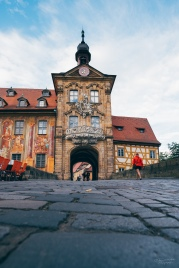 Altes Rathus, Bamberg, Germany